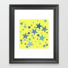 Stars in the Day Framed Art Print