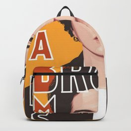 Bruno marss drawing Backpack