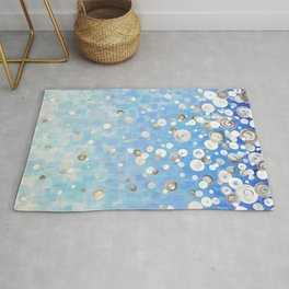 First Snow Rug