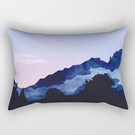 Sunny Rise Rectangular Pillow