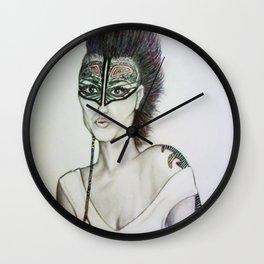 Headbanger Wall Clock