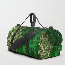 Mandala - Emerald Duffle Bag