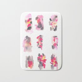 160122 Summer Sydney 2015-16 Watercolor #55 Bath Mat