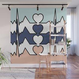 BIG HEART Wall Mural