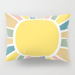 Retro Sunshine Pillow Sham
