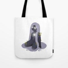 Space Girl 11 Tote Bag