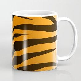 Tiger Skin Pattern Coffee Mug