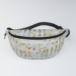 Gold roses Fanny Pack