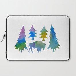 bison / buffalo Laptop Sleeve