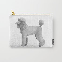 Poodle - standard - abricot Carry-All Pouch
