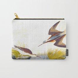 Wilson's Phalarope Bird Carry-All Pouch