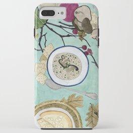 Mushroom Porridge  iPhone Case