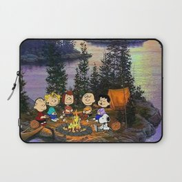 Snoopy and Friend Laptop Sleeve