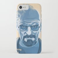 heisenberg iPhone & iPod Cases featuring Heisenberg by James Northcote