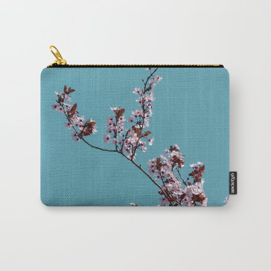Tree in spring Carry-All Pouch