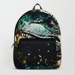 tyrannosaurus rex wstg Backpack