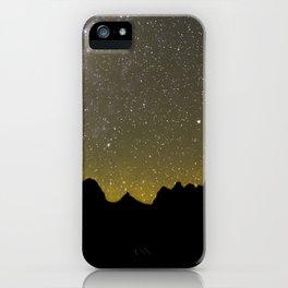 Snowmass Wilderness Mily Way iPhone Case