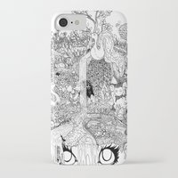 oasis iPhone & iPod Cases featuring Oasis by KadetKat