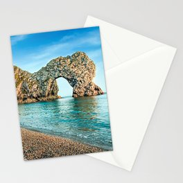 Durdle Doors Elephant Trunk Stationery Cards