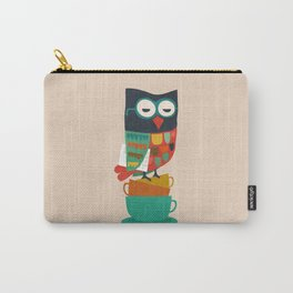 Morning Owl Carry-All Pouch