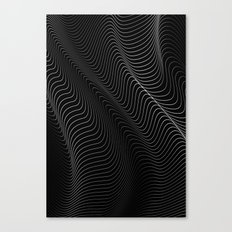 Minimal curves II Canvas Print