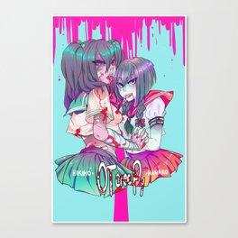 O T cree P y  Canvas Print
