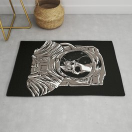 Dead Astronaut | Deadly Accident In Space | Galaxy Rug