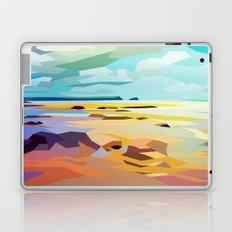 Rocky Beach Laptop & iPad Skin