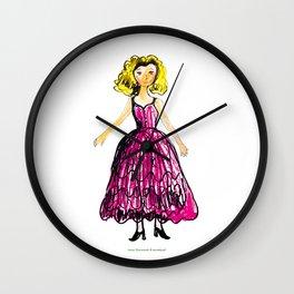 Princess 2 Wall Clock