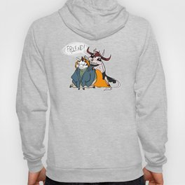 Faticorns for All Hoody