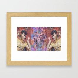 Anna May Framed Art Print