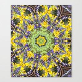 Lace Crown Canvas Print