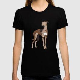 Greyhound,Greyhound  sighthound, greyhounds T-shirt