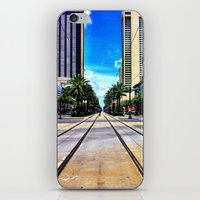 new orleans iPhone & iPod Skins featuring New Orleans by Resistance