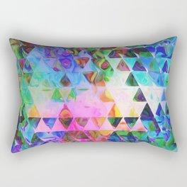 Triangle Universe Rectangular Pillow