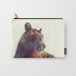 Tiger // Solace Carry-All Pouch