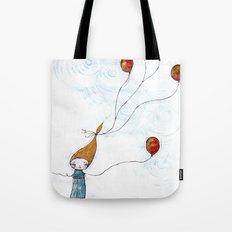 Balloonessa Tote Bag