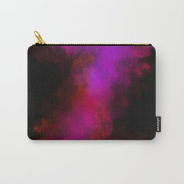 Neon Smoke Carry-All Pouch
