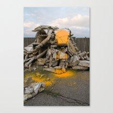 tigerstein Canvas Print