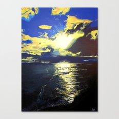 Eventide Canvas Print
