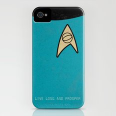 Live Long and Prosper Slim Case iPhone (4, 4s)