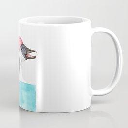 Canada Goose in a Canada Toque Coffee Mug