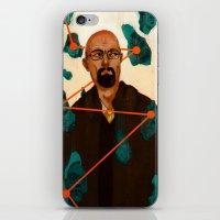 broken iPhone & iPod Skins featuring Broken by James M. Fenner