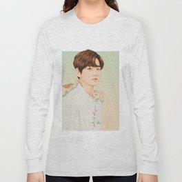 nurture. growth. [baekhyun exo] Long Sleeve T-shirt