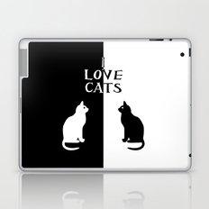 OPPOSITES LOVE: CATS Laptop & iPad Skin