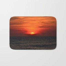 so sunset! Bath Mat