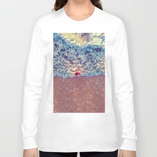 Summer Dancing Memories Long Sleeve T-shirt