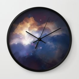 Magical Kingdom Wall Clock
