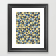 Shapes 003 ver 2 Framed Art Print