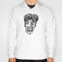taxi driver Hoodies featuring Taxi Driver by Addison Karl